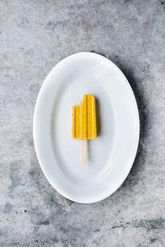 Mango Lassi Pops | TENDING the TABLE