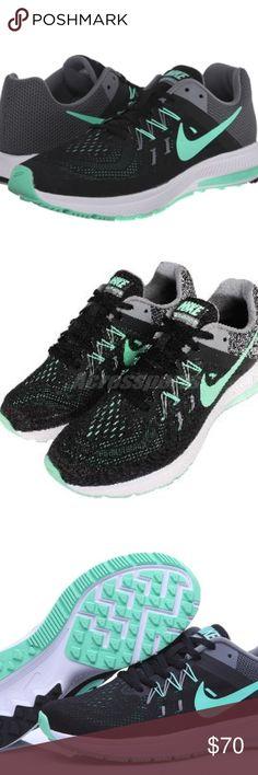 Nike Zoom Winflo 2 Shoes Super cute black   blue Nike Zoom Winflo 2 shoes. 23aa0b5dd44