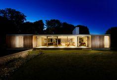 Ström Architects firma un progetto sostenibile e funzionale cucito addosso alle esigenze dei committenti