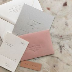 PAPEL & CO. is a modern Wedding Stationery and Branding Design company with a deep love for unique, luxe and feminine touches with a minimal approach. Invite Design, Stationery Design, Branding Design, Label Design, Print Design, Modern Wedding Stationery, Wedding Stationary, Handmade Stationary, Wedding Envelopes