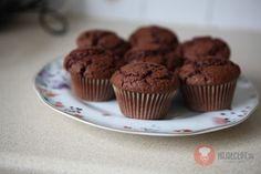 FotoRecept | Čokoládové muffiny