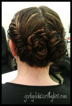MORE girls hairstyles