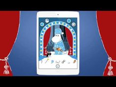 Moomin Costume Party app http://www.spinfy.com/apps/storybooks