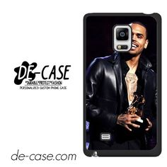Chris Brown Winning Grammy DEAL-2577 Samsung Phonecase Cover For Samsung Galaxy Note Edge