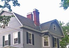 Roofing Gambrel Roof