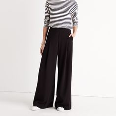 Caldwell Pull-On Trousers :   | Madewell