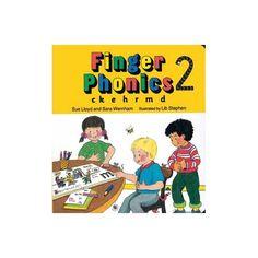 Finger Phonics 2 Jolly Phonics