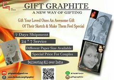 Gift Graphite - A New to Gifting Someone Special ,A VSSUT Start Up #Odisha