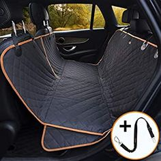 Amazon.com: DakPets Dog Car Seat Covers - Pet Car Seat Cover Protector – Waterproof, Scratch Proof, Heavy Duty and Nonslip Pet Bench Seat Cover - Middle Seat Belt Capable for Cars, Trucks and SUVs: Automotive Best Car Seat Covers, Truck Seat Covers, Bench Seat Covers, Dog Hammock For Car, Dog Car Seats, Back Seat, Dogs, Oxford Fabric, Middle