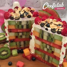 Food Crafts, Diy Food, Fruit Recipes, Dessert Recipes, Flavored Water Recipes, Picnic Recipes, Easter Recipes, Recipes Dinner, Fruit Platter Designs