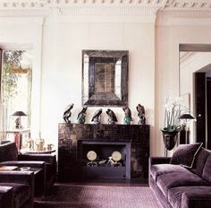 Habitually Chic®: Valentino at Home: London