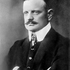 """Jean Sibelius (1865-1957) created himself as the musical emblem of Finland. Finland, after all, was less a country than an ethnic enclave. Up until the early 19th century, it was first a part of Sweden and then, from 1809, a part of Russia. At age 20, he took """"Jean"""" as his """"music-name."""" He taught himself the rudiments of composition. Meant to become a lawyer, he switched to music in his twenties, mainly to become a violin virtuoso, but found himself increasingly drawn to composition."""
