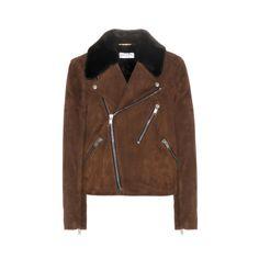 Saint Laurent jacket, $5,990, mytheresa.com.-Wmag