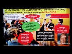 LH Pühringer und Präs. Enzenhofer im Dienstgespräch - ORF LIVE - Versetz... Ludwig, Live, Videos, Teachers