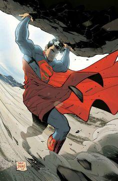 #illustration #popculture #comics #superman
