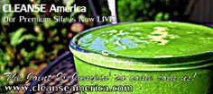 Check out www.cleanseamerica.com & come join in on the transformation of a nation!