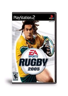 EASports Rugby 2005  PlayStation 2 ** More info could be found at the image url.Note:It is affiliate link to Amazon.