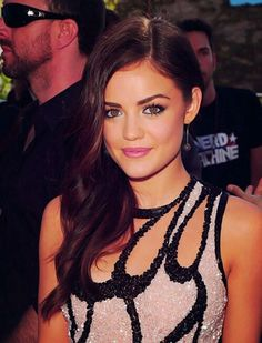 Lucy Hale ♡ Such a beautiful girl.