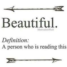 Delightful You Are Beautiful :) I Promise U003c3