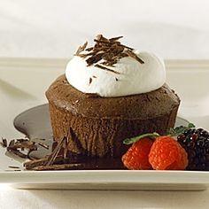 Chocolate Souffle by Wolfgang Puck - RECIPE