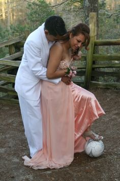 Prom Photography Soccer couple