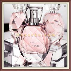 Парфюмерная вода Avon Femme- хрустальная сладость весны