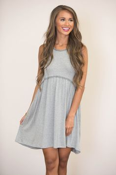 Look At The Past With Love Dress
