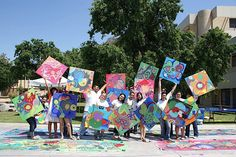 Circle Painting, Hiep Ngyen, community-based art projects, murals, art as spiritual practice