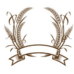 U Haul Furniture Dolly Referral: 7605538912 Food Graphic Design, Graphic Design Typography, Wheat Drawing, Logo Online Shop, Comic Art Girls, Ribbon Logo, Bakery Logo Design, 3d Cnc, Ornaments Design