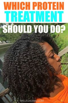 Which protein treatment should you try on your natural hair to give it strength? #hair #naturalhair How To Grow Natural Hair, Natural Hair Styles, Long Hair Styles, Egg Mask, Hair Facts, Natural Hair Treatments, Hair Breakage, Protein Supplements