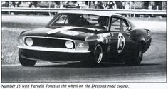 Parnelli Jones Boss 302 in action 1969