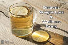 Diabetic Weight Loss Drink