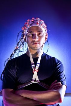 A thinking cap by University of Maryland researchers --  making headway with brainwave communication.