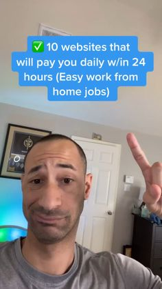 Ways To Earn Money, Money Tips, Way To Make Money, Legit Work From Home, Work From Home Jobs, Jobs For Teens, Everyday Hacks, Business Inspiration, Useful Life Hacks