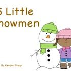 This would be a great addition to any winter/snowman unit. ...