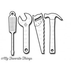 Die-namics Tool Charms                 My Favorite Things dies                   $4.99