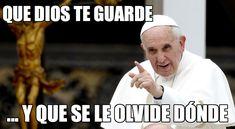 Las mejores Imagenes del Papa Francisco - Mega Memeces