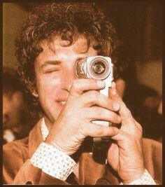 """""""luz, cámara y acción""""  #gustavocerati #cerati #sodastereo #soda #stereo"""