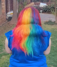 5 minutes with Caty Faurie, the only female engineer in South Africa with rainbow hair.