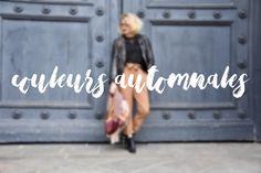 Look aux couleurs automnales ! - Chloé Thomé