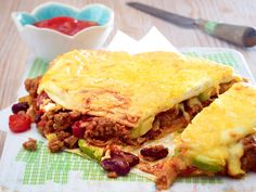 Mexikanische Rezepte - Fiesta mexicana in der Küche - hack-quesadillas  Rezept
