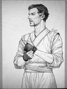 Doctor Strange Training Days