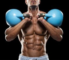 Build full-body strength while burning fat with this four-week kettlebell routine.