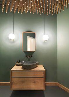 Dinesen Showroom / OeO Design Studio