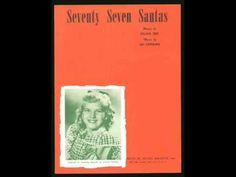 "Gayla Peevey ""77 Santas""-click thru cos this old song is adorable.."