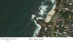 Three Tables Beach Hawaii Wedding, Destination Wedding, Wedding Venues, Got Married, Getting Married, Oahu Beaches, North Shore, City Photo, Tables