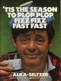 Alka-Seltzer (1977) Man flu
