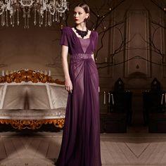 安いConiefox 30619床の長さショートスリーブ背中が大きく開い紫色のブライドメイドドレス、購入品質花嫁介添人ドレス、直接中国のサプライヤーから:          coniefox 30386 vestidoデ·フェスタロンゴデザイナーイブニングドレス用ウエディングエレガントロングイブニングドレス2016  us $174.00297.00ドル/ピース