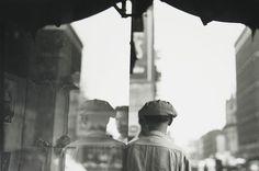 New York, 1950s © Saul Leiter