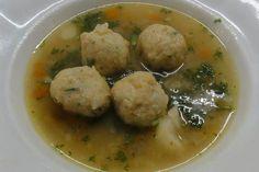 Jak uvařit polévku s květákovými knedlíčky | recept Mashed Potatoes, Cooking, Ethnic Recipes, Food, Whipped Potatoes, Kitchen, Cuisine, Smash Potatoes, Koken